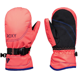 Roxy Jetty Solid Snow Mitten - Girl's