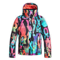 Roxy Girl's 7-14 Jetty Snowboard Jacket