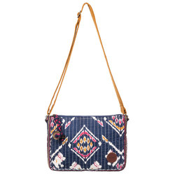 Roxy Map Maker Cross Body Bag