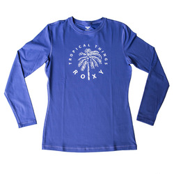 Roxy Palms Away Long Sleeve Rashguard - Women's