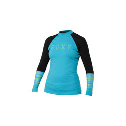 Roxy Perfect Stripe L/S Rashguard - Women's