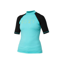 Roxy Perfect Stripe S/S Rashguard - Women's