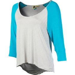 Roxy Sea Love Raglan Shirt - Womens