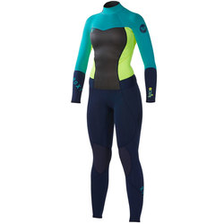 Roxy Syncro 4/3mm Full Back Zip Wetsuit