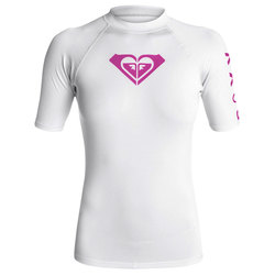Roxy Whole Hearted S/S Rashguard