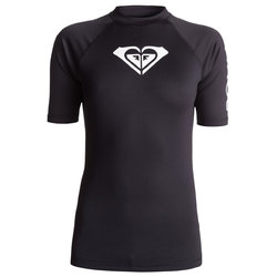 Roxy Whole Hearted Short Sleeve Rashguard - Women's