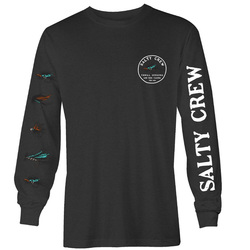 Salty Crew Henshall L/S Tee