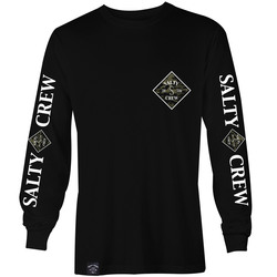 Salty Crew Tippet Camo L/S