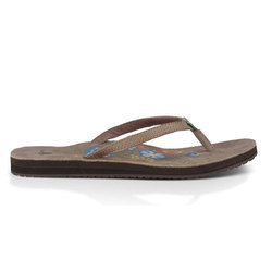 Sanuk Flora the Explora Sandals - Women's