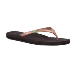 Sanuk Yoga Joy Metallic Sandals - Women's