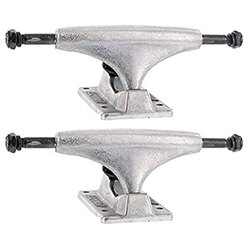U.S. Outdoor Silver Blank Skateboard Trucks