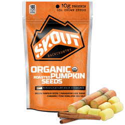 Skout Backcountry Organic Pumpkin Seeds