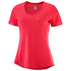 Salomon Agile SS Tee Shirt - Women's