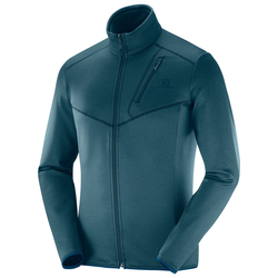 Salomon Discovery FZ Jacket - Men's
