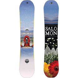 Salomon Gypsy Womens Snowboards 2019