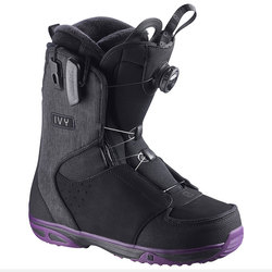 Salomon Ivy BOA SJ Purple Boot - Women's