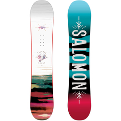 Salomon Lotus Snowboard - Women's 2019