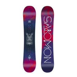 Salomon Lotus Snowboard - Womens 2018