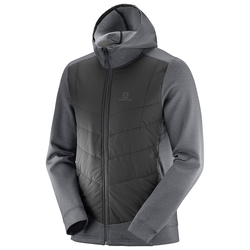 Salomon Pulse Hybrid Hoodie - Men's