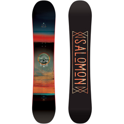 Salomon Pulse Snowboard - Men's 2019
