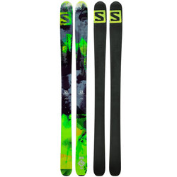 Salomon Alpine Mid Fat Skis