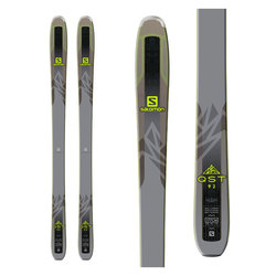 Salomon QST 92 Skis 2018