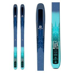Salomon QST Lux 92 Skis - Women's 2018