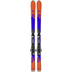 Salomon QST Max JR Ski W/ C5 Bindings 2019