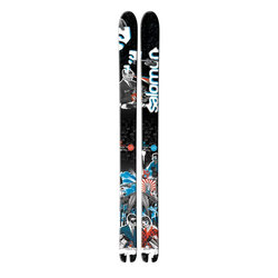 Salomon Rocker Skis 2011
