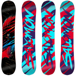 Salomon Rumble Fish Snowboard 2017