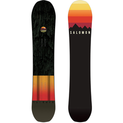Salomon Super 8 Snowboard - Men's 2019