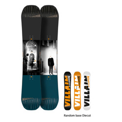 Salomon The Villain Snowboard 2016