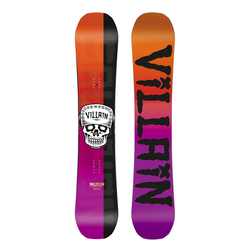 Salomon The Villain Classicks Snowboard 2018
