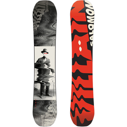 Salomon The Villian Mens Snowboard 2019