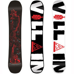 Salomon The Villian Snowboard 2017