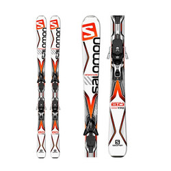 Salomon X-Drive 8.0  FS Skis w/ MXT12 Bindings 2016