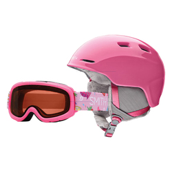 Smith Zoom JR Helmet/Gambler Goggle Combo