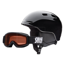 Smith Zoom JR Helmet/Sidekick Goggle Combo