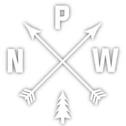 Stickers Northwest Inc PNW Arrows Large Diecut Sticker