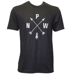 Stickers Northwest Inc PNW Arrows Tee Shirt - Men's