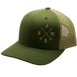 Stickers Northwest Inc PNW Arrows Hat