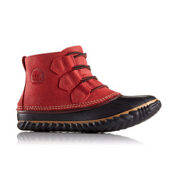 Sorel Out N About Leather Boot - Womens