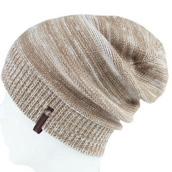 Spacecraft Hazel Beanie