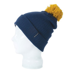 Spacecraft Simple Pom Beanie