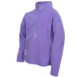 Spyder Bitsy Cloe Velour Fleece T-Neck - Girl's