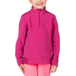 Spyder Little Girl's Bitsy Speed Fleece T-Neck - Kids