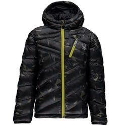 Spyder Boy's Dolomite Hoody Synthetic Down Jacket - Kid's