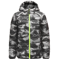 Spyder Geared Hoody Synthetic Down Jacket - Boy's