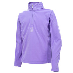 Spyder Chloe Velour Fleece T-Neck - Girl's