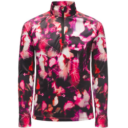 Spyder Limitless Daybreaker Zip T-Neck - Girl's